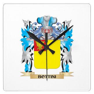Bottini Coat of Arms Clocks