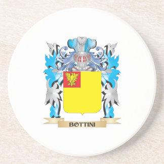 Bottini Coat of Arms Beverage Coasters