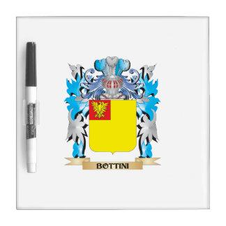 Bottini Coat of Arms Dry Erase Whiteboards