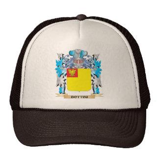 Bottini Coat of Arms Hats