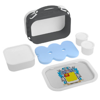 Bottini Coat of Arms Yubo Lunch Boxes