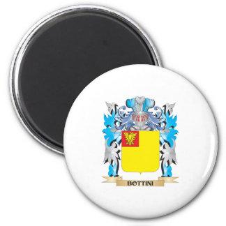 Bottini Coat of Arms Refrigerator Magnet