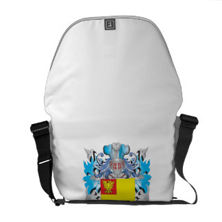 Bottini Coat of Arms Courier Bag