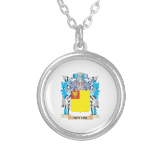 Bottini Coat of Arms Necklace
