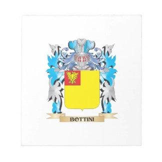 Bottini Coat of Arms Memo Note Pads