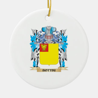 Bottini Coat of Arms Ornaments