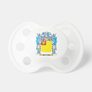 Bottini Coat of Arms Baby Pacifiers