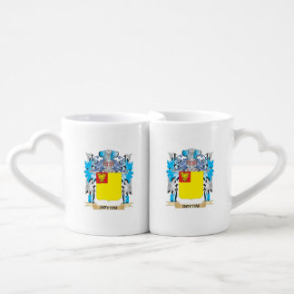 Bottini Coat of Arms Lovers Mug Set