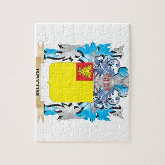 Bottini Coat of Arms Puzzle