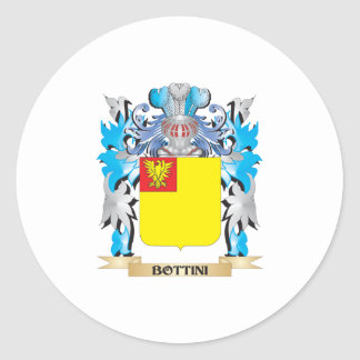Bottini Coat of Arms Stickers