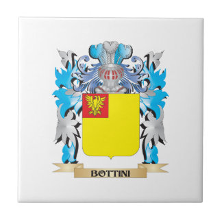 Bottini Coat of Arms Tile