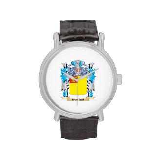 Bottini Coat of Arms Wristwatch