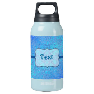 Bottle abstract background retro style SIGG thermo 0.3L insulated bottle