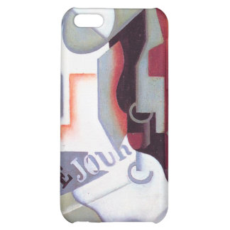 Bottle and Fruit Dish, by Juan Gris iPhone 5C Covers