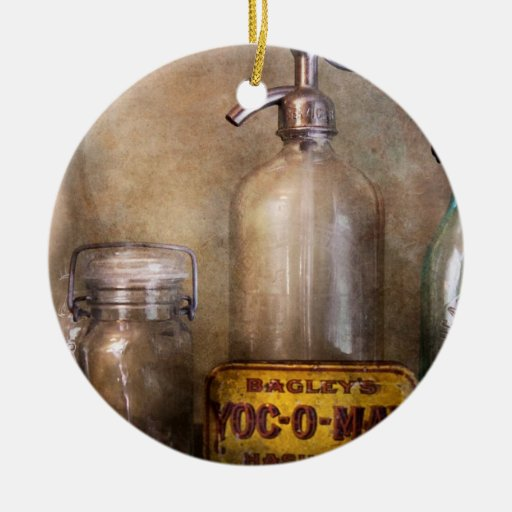 Bottle Collector - Container Collection Christmas Ornament