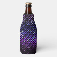Bottle Cooler Crystal Bling Strass