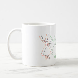 Bottle Dance Mug