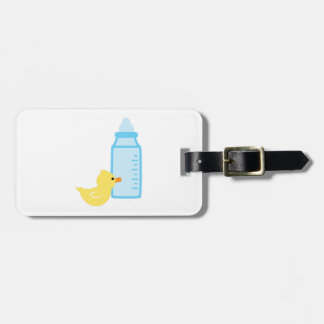 Bottle Duck Tag For Bags