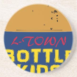 Bottle Kids 40 oz Beverage Coaster