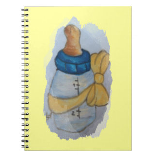 Bottle Note Book