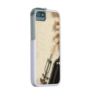 Bottle of Wine iPhone 5/5S Cases