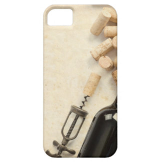 Bottle of Wine iPhone 5 Covers