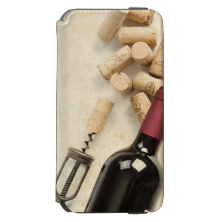 Bottle of Wine iPhone 6/6s Wallet Case