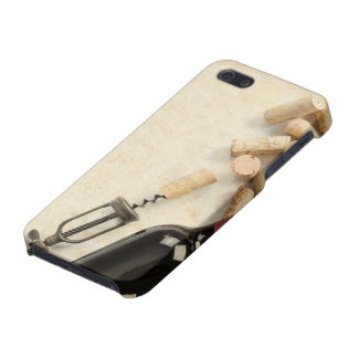 Bottle of Wine iPhone 5 Cover