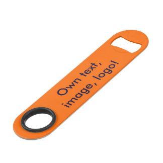 Bottle Opener uni Orange