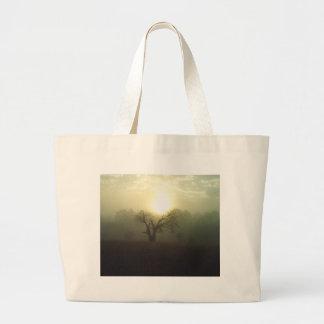 Bottle Tree Large Tote Bag