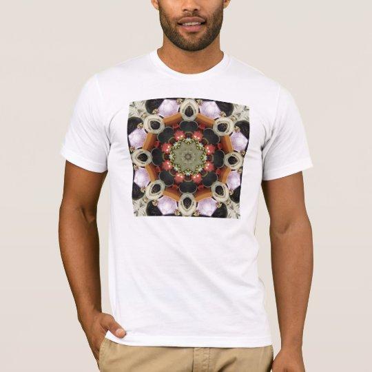 Bottlecap Mandala T-Shirt