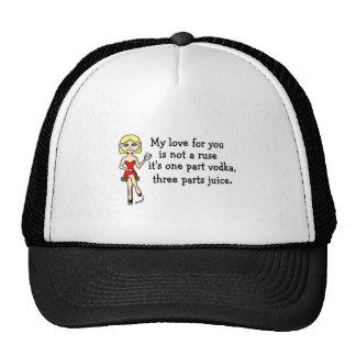 Bottled Love Trucker Hat