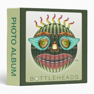 "Bottlehead #1 carpeta 1 1/2"""