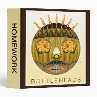 "Bottlehead #2 carpeta 1 1/2"""