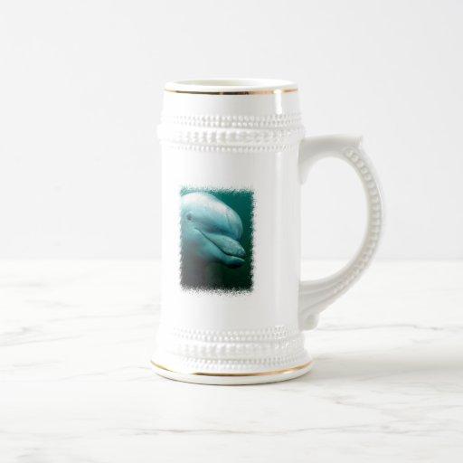 Bottlenose Dolphin Beer Mug