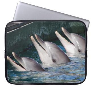 Bottlenose Dolphin Computer Sleeve