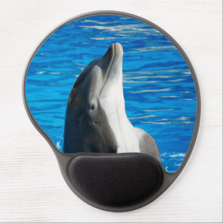 Bottlenose Dolphin Gel Mouse Pad