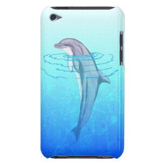 Bottlenose Dolphin iPod Case-Mate Cases