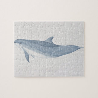 Bottlenose Dolphin Jigsaw Puzzle