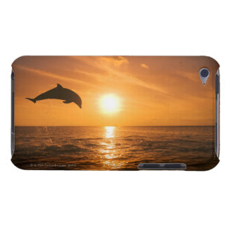 Bottlenose Dolphin jumping iPod Touch Cover