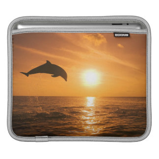 Bottlenose Dolphin jumping Sleeve For iPads