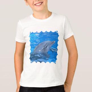 Bottlenose Dolphin Kid's T-Shirt