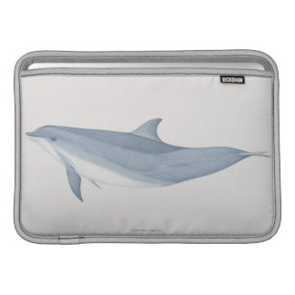 Bottlenose Dolphin MacBook Sleeves