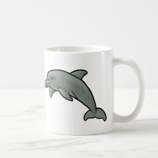 Bottlenose Dolphin Classic White Coffee Mug