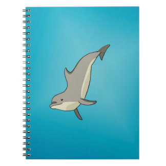 Bottlenose Dolphin Notebook