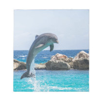 Bottlenose Dolphin Notepad