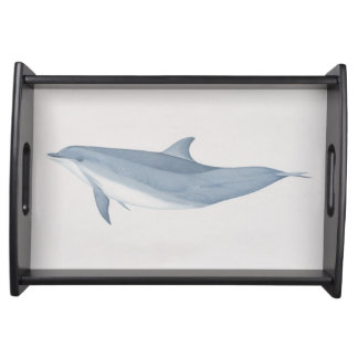 Bottlenose Dolphin Serving Tray
