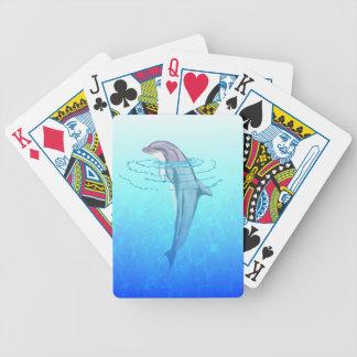 Bottlenose Dolphin Bicycle Card Decks