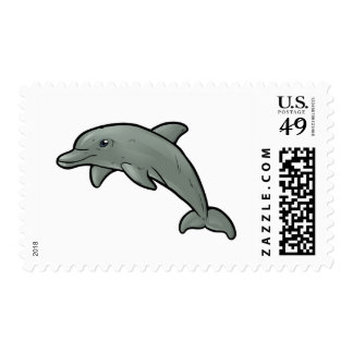 Bottlenose Dolphin Postage