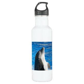 Bottlenose Dolphin Stainless Steel Water Bottle